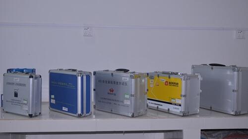 主体结构无损检测室
